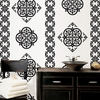 Tangier Stripe Wall Decals