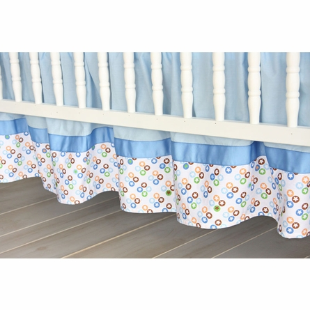 Tanner 3-Piece Crib Bedding Set