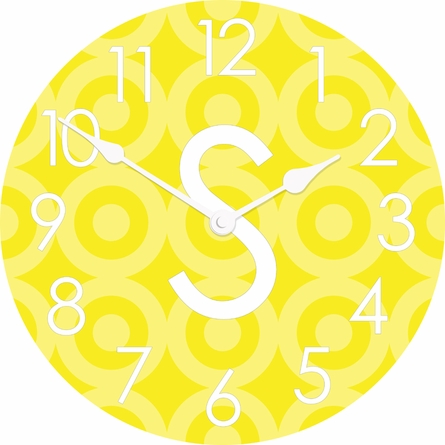 Targets Wall Clock