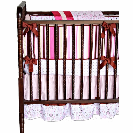 Taylor 4-Piece Crib Bedding Set