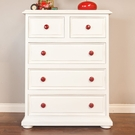 Taylor Five Drawer Chest