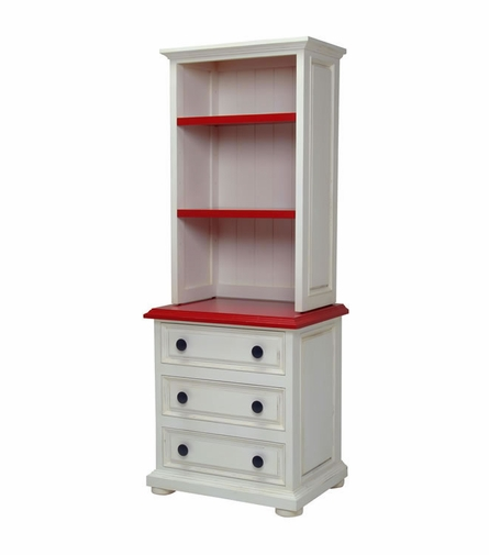 Taylor Three Drawer Nightstand