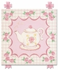 Tea Party Pot Canvas Reproduction