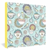 Tea Time Wrapped Canvas Art