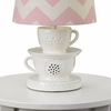 Teacup Lamp Base