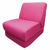 Teen Chair in Fuchsia Canvas