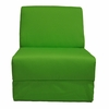 Teen Chair in Lime Green Canvas