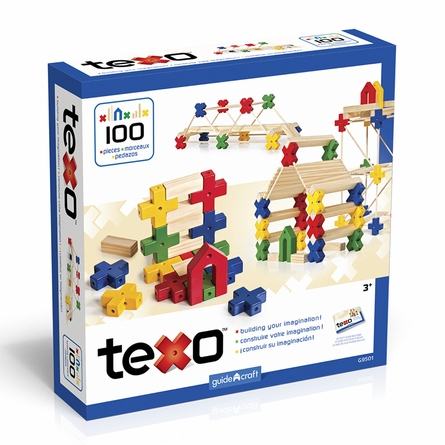 Texo Building 100 Piece Set