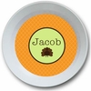 Thanksgiving Turkey Personalized Bowl