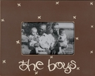 The Boys Picture Frame - Bark