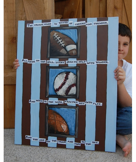 The Game Canvas Reproduction