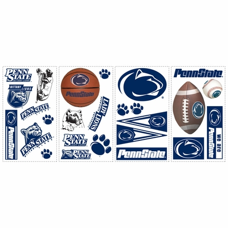 The Pennsylvania State University Peel & Stick Applique
