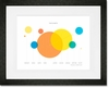 The Planets Framed Art Print