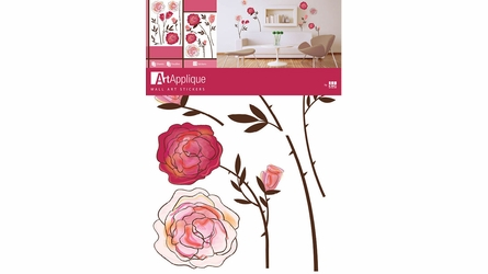 The Roses Wall Decals