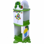 "The World of Eric Carle ""The Very Hungry Caterpillar"" Revolving Bookcase"