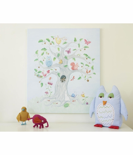 The Wishing Tree Canvas Reproduction