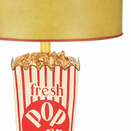 Theatre Room Popcorn Lamp