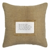 Then We Sat Patch Throw Pillow