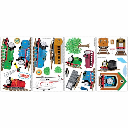 Thomas & Friends Peel & Stick Appliques