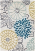 Thomaspaul Cool Whimsy Floral Rug