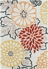 Thomaspaul Warm Whimsy Floral Rug