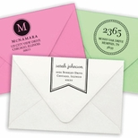 Three Designing Women Personalized Stamps