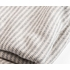 Ticking Stripe Coverlet - Slate