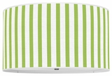 Ticking Stripes Apple Green