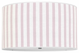 Ticking Stripes Light Pink