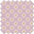 Tiger lily Orchid Crib Sheet