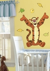 Tigger Giant Peel & Stick Wall Decal