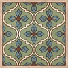 Tile Pattern I Wall Art