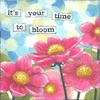 Time to Bloom Wall Art