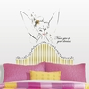 Tinker Bell Headboard Wall Decal