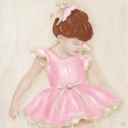Tiny Dancer Canvas Reproduction