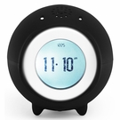 Tocky Rolling Alarm Clock in Black