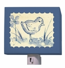 Toile Chickie Nightlight