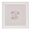 Toile Girl Swinging Art Print