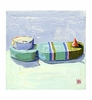 Toothbrush Wrightsville Canvas Reproduction