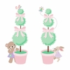 Topiaries Mini Paint by Number Wall Mural