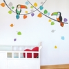 Toucans Wall Decal
