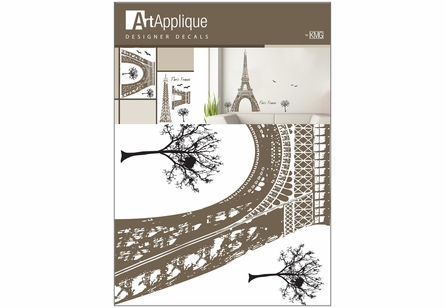 Tour Eiffel Wall Decals