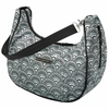 Touring Tote Diaper Bag - Aquamarine Roll