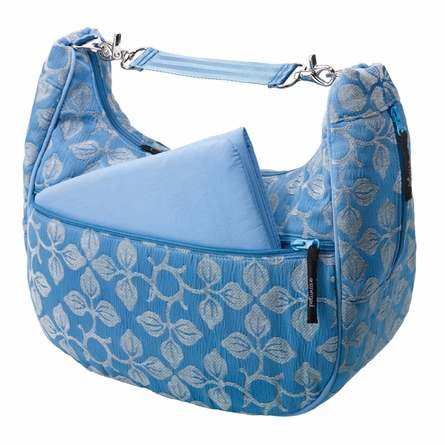 Touring Tote Diaper Bag - Elderberry Chenille