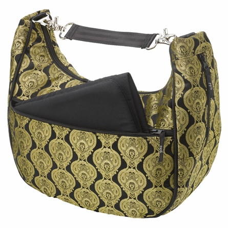 Touring Tote Diaper Bag - Golden Topaz Roll