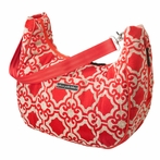 Touring Tote Diaper Bag - Persimmon Spice