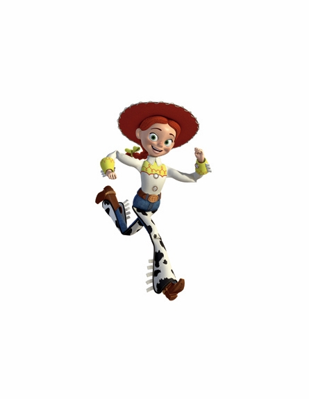 Toy Story 3 Jesse Giant Peel & Stick Wall Decal