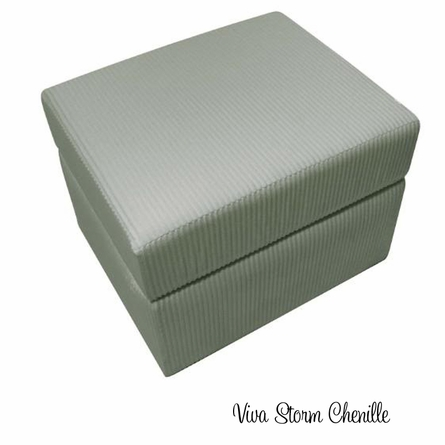 Traditional Storage Ottoman