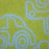 On Sale Transport Rug in Ozone Blue & Lotus Green