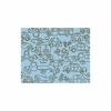 On Sale Transport Rug in Sable & Ozone Blue